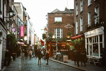 'Dublinés', la biografía dibujada de James Joyce