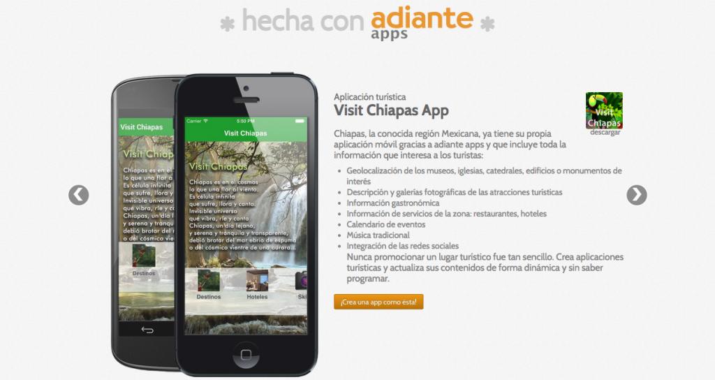 Adianteapps - Herramientas DIY para crear apps