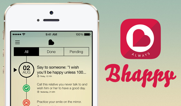 always bhappy app review