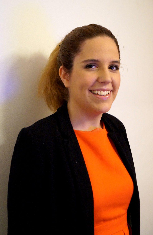Olaia Rueda, experta en comunicación corporativa