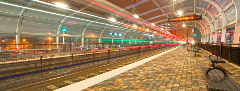 El placer de viajar en tren - AVE