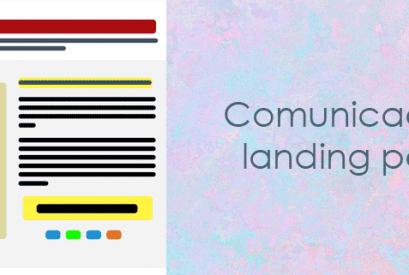 ¿Qué debes comunicar en los textos de tus landing pages?