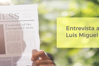 Luis Miguel Díaz-Meco: «La comunicación interna quizá sea el aspecto que menos se haya desarrollado en el ámbito institucional»