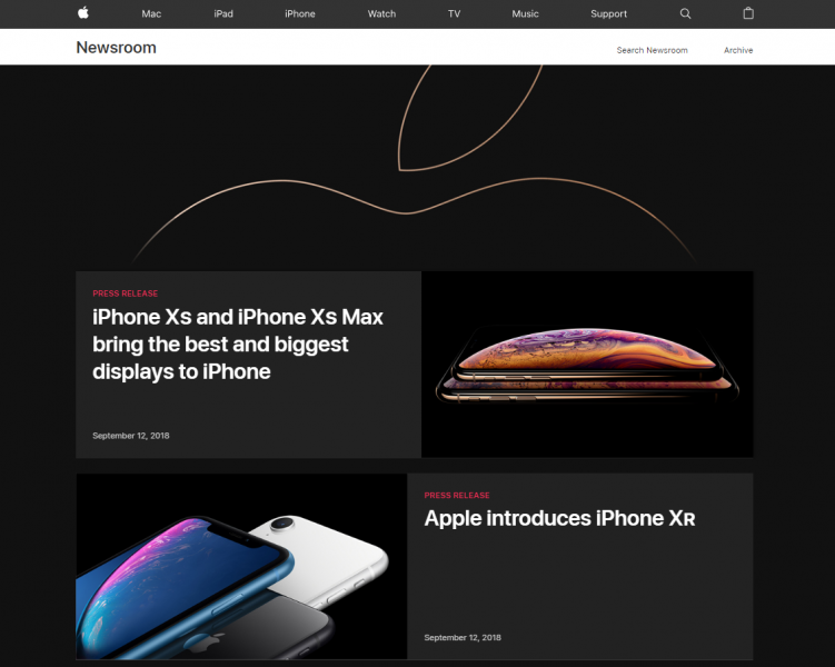 Apariciones en prensa Apple - Media Kit de tu negocio